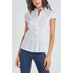 textil Mujer Camisas Sense 11007 BLANCO