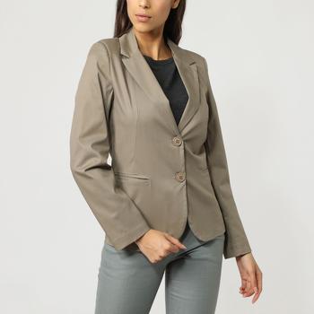 textil Mujer Chaquetas / Americana Sense 218 VERDE