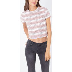 textil Mujer Tops / Blusas Love&money 32601 ROJO