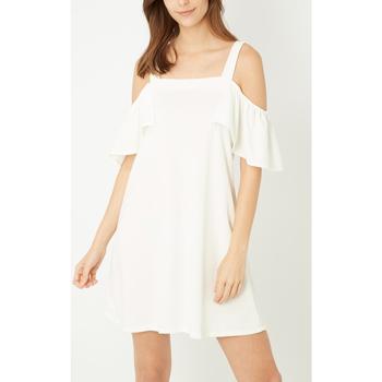 textil Mujer Vestidos cortos Sense 60535 BLANCO