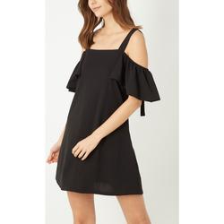 textil Mujer Vestidos cortos Sense 60535 NEGRO