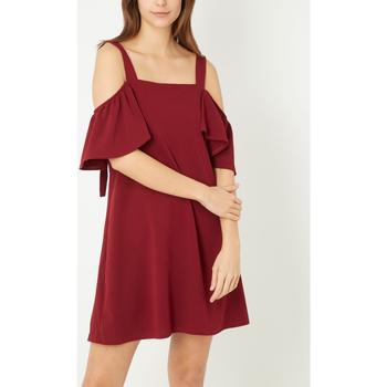 textil Mujer Vestidos cortos Sense 60535 ROJO