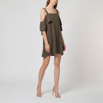 textil Mujer Vestidos cortos Sense 60535 VERDE