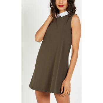 textil Mujer Vestidos cortos Sense 60537 VERDE