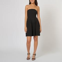 textil Mujer Vestidos cortos Sense 65016 NEGRO