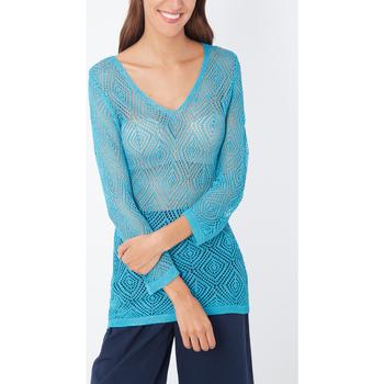 textil Mujer Tops / Blusas Tanna 6642 AZUL