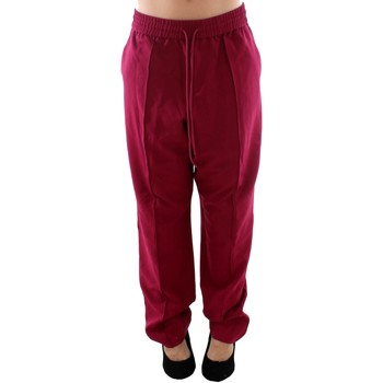 textil Mujer Pantalones French Connection 74KAW BAKED CHERRY Burdeos