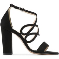 Zapatos Mujer Sandalias Made In Italia CARINA NERO Negro