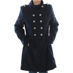 textil Mujer Abrigos Made In Italia ELENA MARINE Azul marino