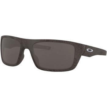 Relojes & Joyas Hombre Gafas de sol Oakley OO9367-2060 GREY CARBON Gris