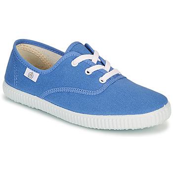 Zapatos Niños Zapatillas bajas Citrouille et Compagnie KIPPI BOU Azul