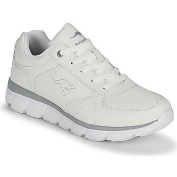 Zapatos Mujer Zapatillas bajas Kangaroos KR-ARLA Blanco