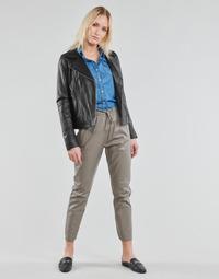 textil Mujer Pantalones con 5 bolsillos Oakwood GIFT Gris
