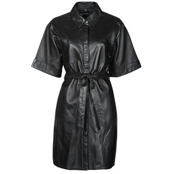 textil Mujer Vestidos cortos Oakwood BREAK Negro