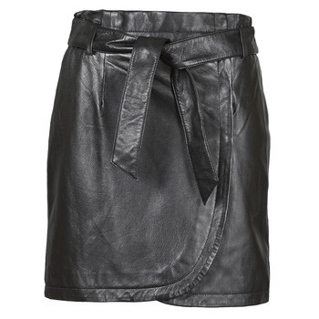 textil Mujer Faldas Oakwood INSTAX Negro