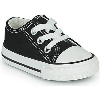 Zapatos Niños Zapatillas bajas Citrouille et Compagnie OTAL Negro