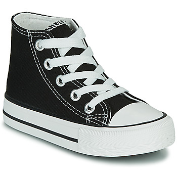 Zapatos Niños Zapatillas altas Citrouille et Compagnie OTAL Negro