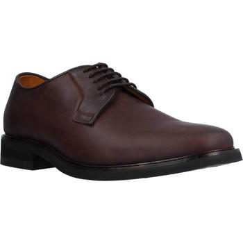 Zapatos Hombre Derbie Sebago NARANCO Marron