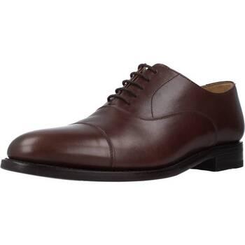 Zapatos Hombre Derbie Sebago GIRALDA Marron