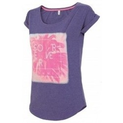 textil Mujer Camisetas manga corta 4F Womens violeta
