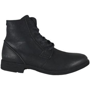 Zapatos Botas de caña baja Replay Hotman rc840001l 0003 Negro