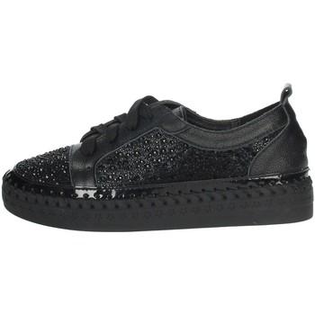 Zapatos Mujer Zapatillas altas Nina Capri IC-151 Negro