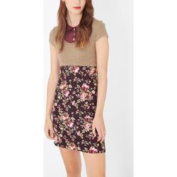 textil Mujer Vestidos cortos Laga D631 BURDEO