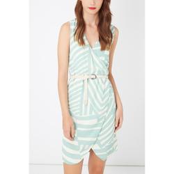 textil Mujer Vestidos cortos Laga D759 VERDE