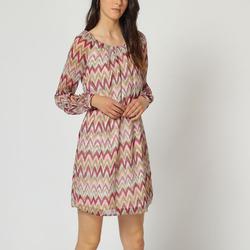 textil Mujer Vestidos cortos Laga D770 VIOLETA