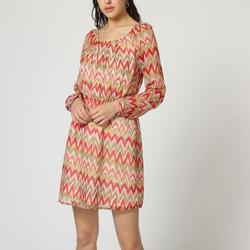 textil Mujer Vestidos cortos Laga D770 VERDE