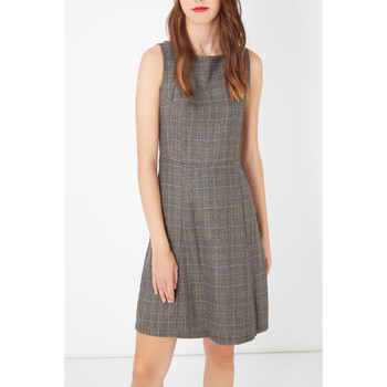 textil Mujer Vestidos cortos Laga D776 MARRON