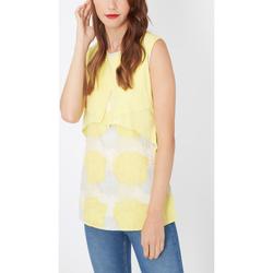 textil Mujer Tops / Blusas Laga T87 AMARILLO