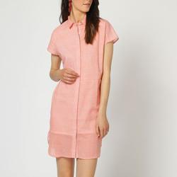 textil Mujer Vestidos cortos Laga D790 ROSA