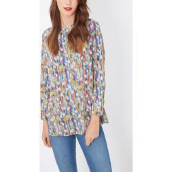 textil Mujer Camisas Laga K408 VERDE