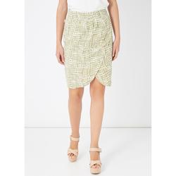 textil Mujer Faldas Laga M137 VERDE