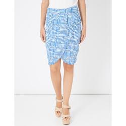 textil Mujer Faldas Laga M137 AZUL