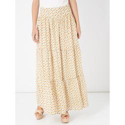 textil Mujer Faldas Laga M140 BEIGE