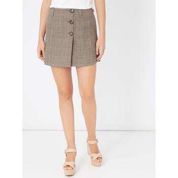 textil Mujer Faldas Laga M21 MARRON