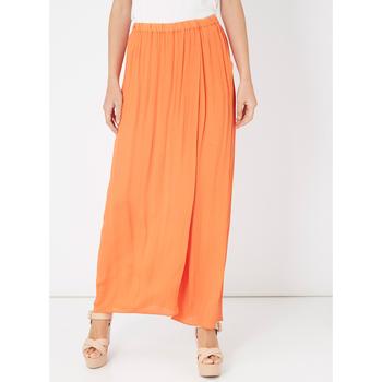textil Mujer Pantalones fluidos Laga Q50 NARANJA