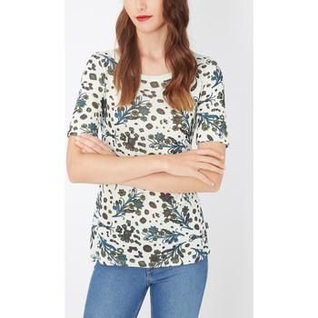 textil Mujer Camisetas manga corta Laga T44 GRIS