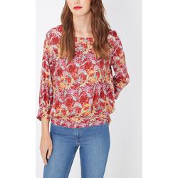 textil Mujer Camisas Laga T83 ROJO