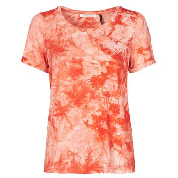 textil Mujer Camisetas manga corta Les Petites Bombes BRISEIS Naranja
