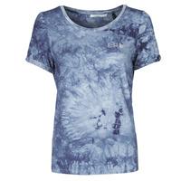 textil Mujer Camisetas manga corta Les Petites Bombes BRISEIS Marino