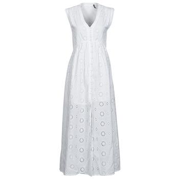 textil Mujer Vestidos largos Les Petites Bombes BRIDIE Blanco