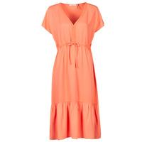 textil Mujer Vestidos cortos Les Petites Bombes BRESIL Naranja