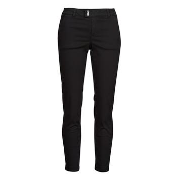 textil Mujer Pantalones chinos Les Petites Bombes NAOMIE Negro