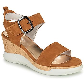 Zapatos Mujer Sandalias Philippe Morvan AMOR V1 Marrón