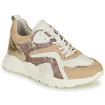 Zapatos Mujer Zapatillas bajas Philippe Morvan VOOX V1 Blanco / Beige