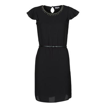 textil Mujer Vestidos cortos Liu Jo WA1561-T9767-22222 Negro