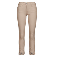 textil Mujer Pantalones con 5 bolsillos Liu Jo IDEAL Beige